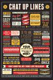 Chat Up Lines Plakát