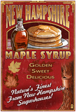 New Hampshire - Syrup Prints