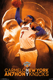 New York Knicks - C Anthony 14 Photo