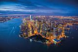 Jason Hawkes - New York Billeder af Jason Hawkes