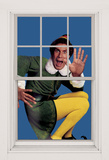 Buddy the Elf WOWindow Poster Window Decal