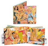 50's Pin Ups Mighty Wallet Wallet