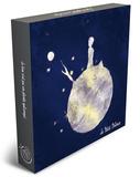 Le Petit Prince sur la Lune 2 Reprodukce na plátně