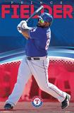 Texas Rangers - P Fielder 14 Poster