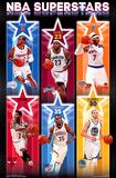 NBA - Superstars 14 Plakater