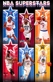NBA - Superstars 14 Prints