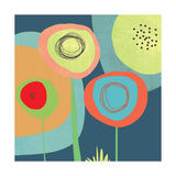 Garden Circles Photographic Print by Jan Weiss