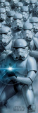 Star Wars - Stormtroopers Door Poster Affiches