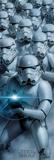Star Wars - Stormtroopers Door Poster Kunstdrucke