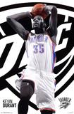 Oklahoma City Thunder - K Durant 14 Affiches
