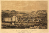 Virginia - University Of Virginia Prints