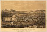 Virginia - University Of Virginia Prints