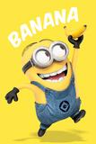 Despicable Me - Banana Obrazy