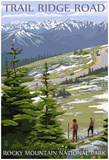 Trail Ridge Road - Rocky Mountain National Park Posters