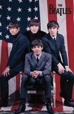 The Beatles - Flag Posters