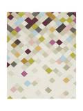 Confetti II Kunstdruck von Erica J. Vess