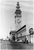 Exterior View Of Ferry Building, Clock Tower - San Francisco, Ca Prints