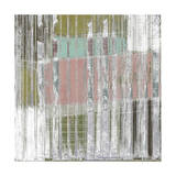 Linear Mix II Prints by Jennifer Goldberger