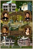Concord, Massachusetts - Authors Of Concord Print
