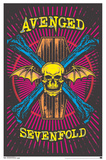 Avenged Sevenfold - Blacklight Posters