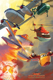 Planes Fire & Rescue - Team Prints