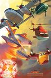 Planes Fire & Rescue - Team Prints