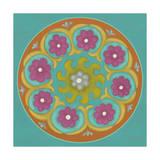 Celebration Suzani II Prints by Chariklia Zarris
