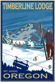 Timberline Lodge, Mt. Hood, Oregon Prints