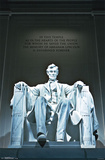 The Lincoln Memorial Posters