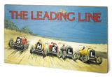 Shell - The Leading Line, 1923 Træskilt