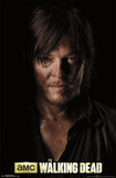 The Walking Dead - Daryl Shadow Prints