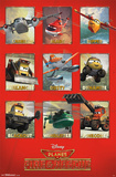 Planes Fire & Rescue - Grid Posters