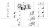 George Booth New Yorker Cartoons Notecard Set Note Card Sets by George Booth