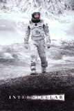 Interstellar - Ice Walk Kunstdrucke