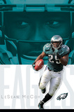 Philadelphia Eagles - L Mccoy 14 Posters