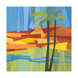 Traveling Tropical 2 Photographic Print by Jan Weiss