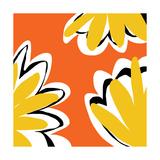 Oh So Pretty - Orange 2 Fotodruck von Jan Weiss