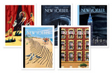 Mark Ulrickson New Yorker and Dogs Notecard Set Note Card Sets by Mark Ulrickson