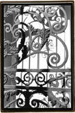 Wrought Iron Elegance II Photographic Print by Laura Denardo