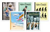 Ian Falconer New Yorker Cover Notecard Set Note Card Sets by Ian Falconer