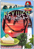 Key West, Florida - Montage Posters