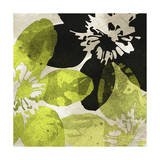 Bloomer Tiles VI Premium Giclee Print by James Burghardt