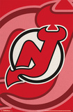 New Jersey Devils - Logo 14 Posters