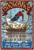 Snowshoe, West Virginia - Ski Shop Photo