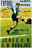 Futbol Promotion - Campo Del Vivero Prints
