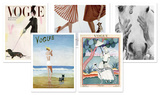 Vogue Animals Notecard Set Note Card Sets