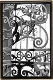 Wrought Iron Elegance II Photographic Print by Laura Denardo