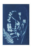 Cyanotype No.16 Art by Jenna Guthrie