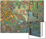 Big-Big World Wood Print