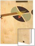Proun G 7, 1923 Art by El Lissitzky